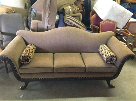 original duncan phyfe sofa duncan phyfe sofa completely restored with new kravet
