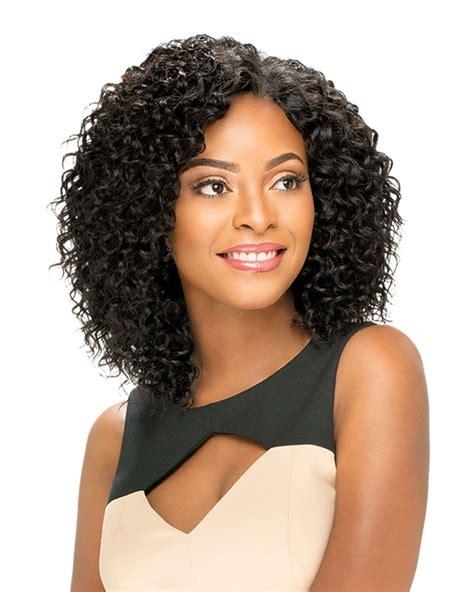 bohemian hair weave in the pack bohemian curl 10s 3pcs sensationnel bare natural