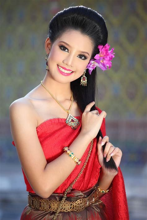 62 hair cut national hairstyle for a traditional thai look laos wedding