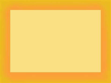 Yellow Rectangular yellow rectangle clipart 17