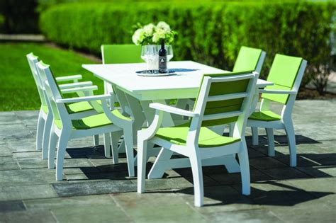 Seaside Casual Chairs by Seaside Casual Sym Dining Table And Chairs Patio Furniture And Outdoor Furniture Miami By