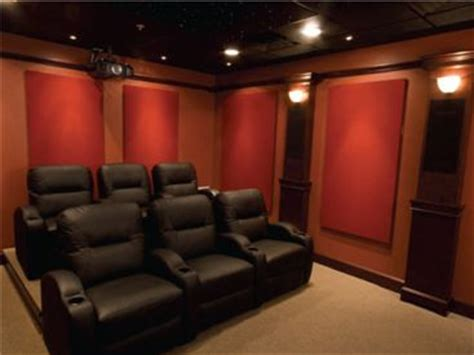 affordable theater   box room packages   home