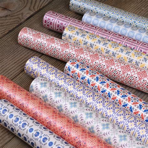high quality gift wrap 20 sheets of 75 x 49cm high quality wrapping paper diy