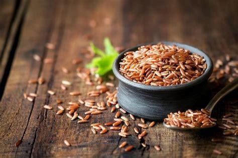 cucinare il riso rosso riso rosso propriet 224 valori nutrizionali dove trovarlo