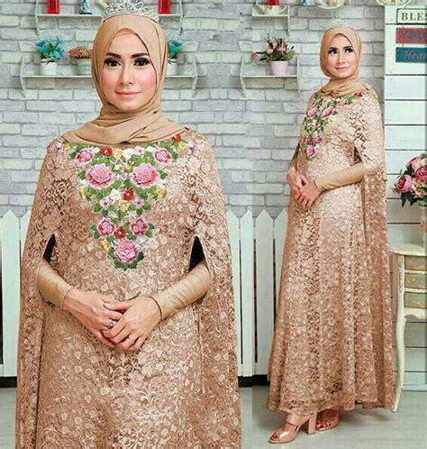 Tunik Batik Coksu syarina brokat coksu baju gamis terbaru
