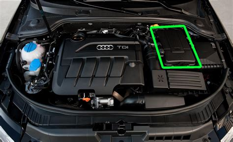 Audi A3 Batterie by Audi A3 Car Battery Location