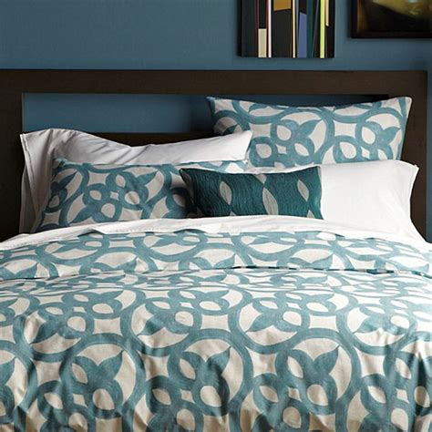 Teal And White Comforter by Stunning Summer Bed And Bath Decor