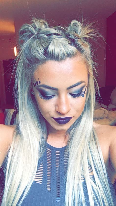 best 25 festival makeup ideas on festival hair festival hairstyles and