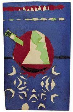Henri Matisse Decoupage - henri matisse nu bleu aux pommes d 233 coupage peintres