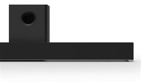 visio sound sound bars immersive sound bass premium design 2015