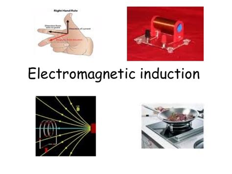 electric induction vs magnetic induction electromagnetic induction 2