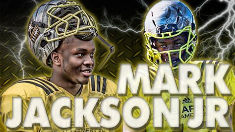 mark jackson jr mark jackson jr steele high school de senior u s