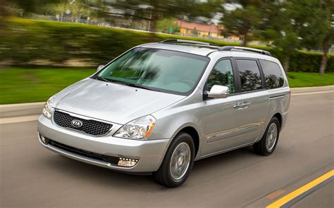 Kia Sedona Reviews 2012 2012 Kia Sedona Reviews And Rating Motor Trend