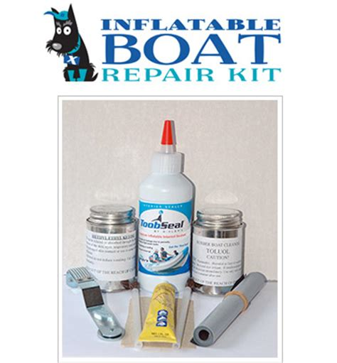 inflatable boat liquid internal sealant inflatable boat repair kits toobseal inflatable boat