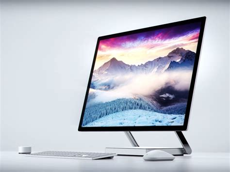 Komputer Microsoft microsoft surface studio pricing and details wired