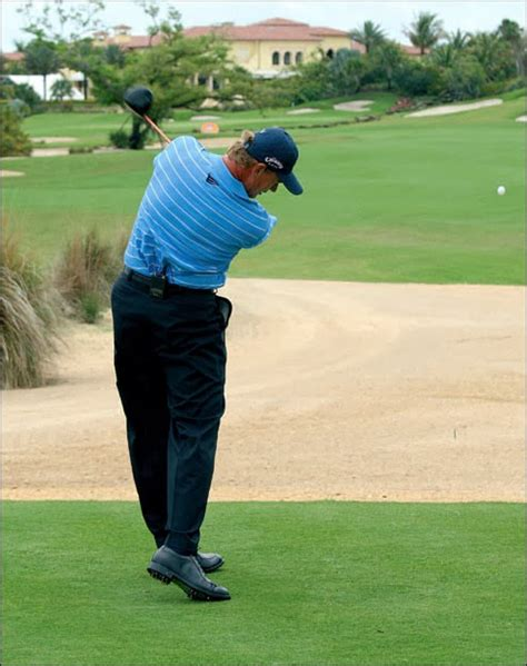 swing easy hit hard swing easy hit hard ernie els swing sequence golf
