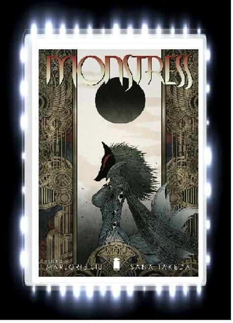monstress volume 2 the blood rabbit ears book arc review monstress awakening