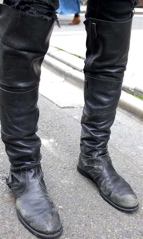 mens thigh high leather boots mens thigh high leather boots coltford boots