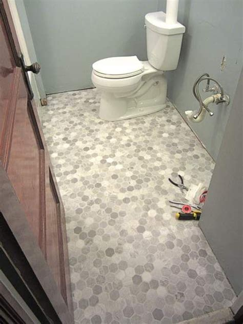 Bathroom Floor Ideas Catalog Of Vinyl Flooring Options For Kitchen And Bathroom