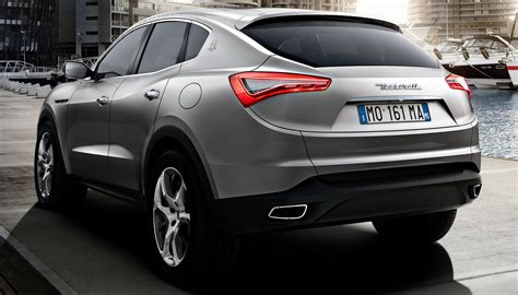 maserati kubang black is the new maserati levante an improvement over the kubang