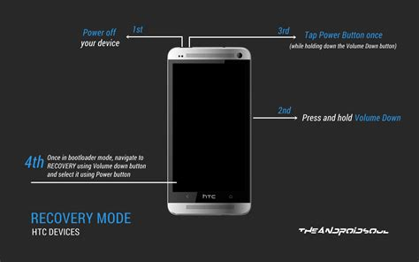 one modes how to boot into htc desire x recovery mode the android soul