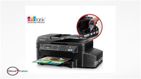 Printer Hp Epson Canon best ink tank printer comparison