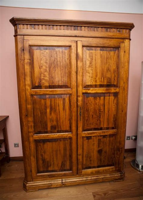 alter kleiderschrank free image of wooden wardrobe or armoire