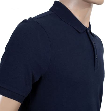 design t shirt blue cotton add this navy polo shirt to your casual wardrobe now
