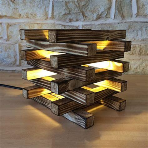 cool desk lights home dzine craft ideas unique ways to craft wood ls