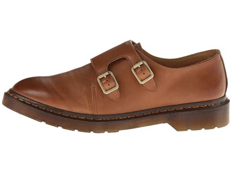 rugged monk dr martens jules monk brown rugged servo zappos free shipping both ways