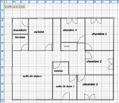 Free Floor Plan Program by Plan Maison Sweet Home 3d