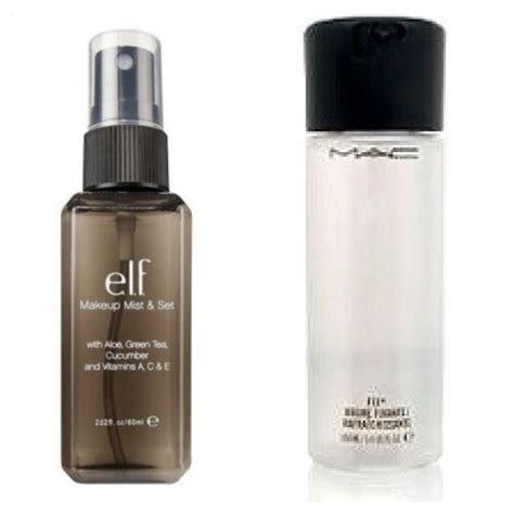Mac Setting Spray s 3 dollar setting spray vs mac s 18 dollar fix plus