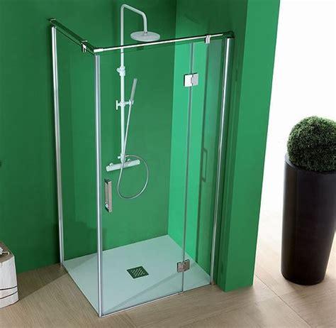 box doccia porta battente box doccia in cristallo con porta battente quot pb72 quot