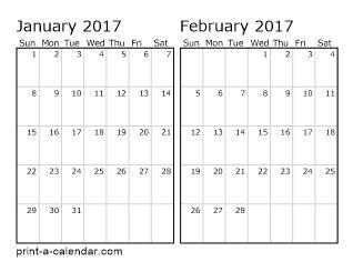 calendar template 2 months per page calendar with two months per page calendar template 2016