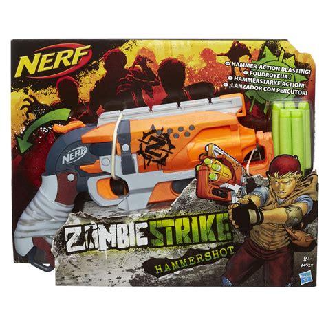 Nerf Strike Strike nerf strike hammershot bart smit