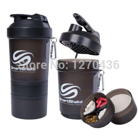 Mixer Lifier Black Spider mini2go spider bottle shaker cup blender style mixer