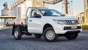 Mitsubishi Triton Australia 4wd Utility Reviews News