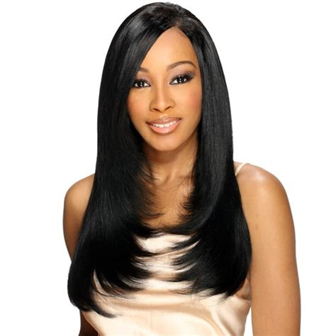 milkyway hair bangs cos human hair premium blend weaving natural yaky 8 14 inch