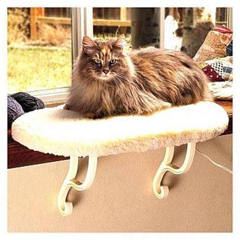 cat window seats thermo sill heated cat window seat cat supplies