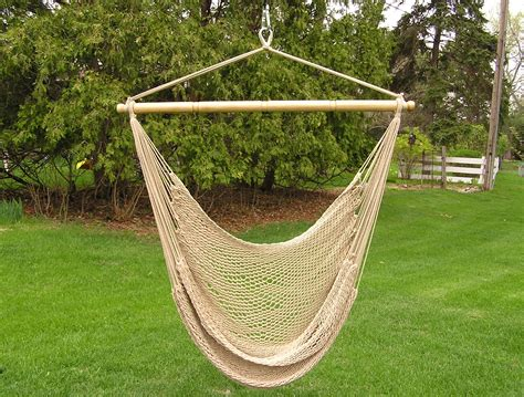 swing hammock trunk wood trunk room divider zero gravity chair