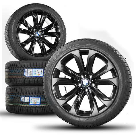 bmw x5 20 inch tyres bmw x5 e70 f15 f16 20 inch rims winter tyres winter wheels