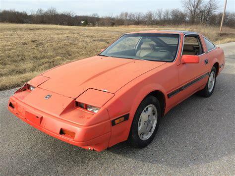 nissan datsun 1984 1984 nissan datsun 300zx fun rare car classic nissan