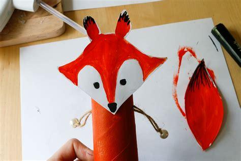 fox crafts for fox crafts idea for preschool and kindergarten