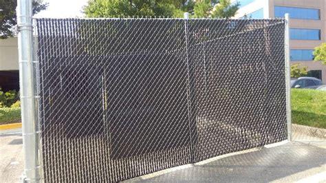 commercial fencing dumpster enclosures  leesburg va