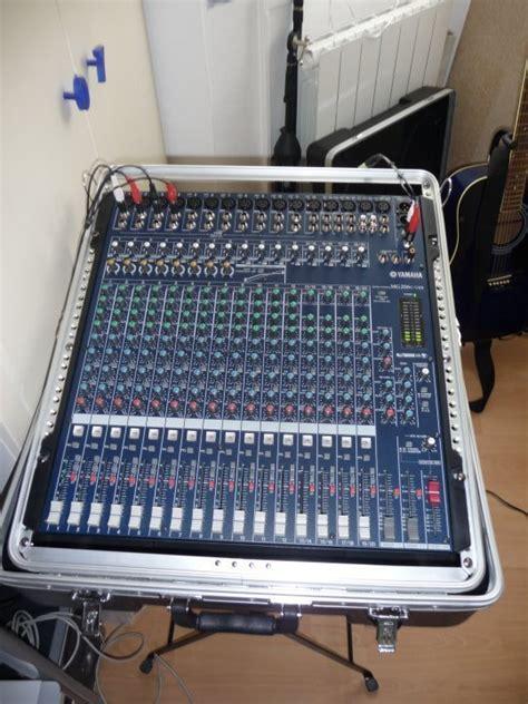 Mixer Yamaha Mg206c Usb yamaha mg206c usb image 209641 audiofanzine
