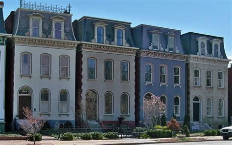 row houses victoria dreste designs victorian spring