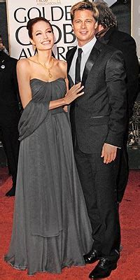 Golden Globes 2008 Carpet Fever by Brad And At The Globes Www Tombraiderforums