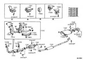Exhaust System Parts Wiki Toyota Camry Exhaust Autos Weblog