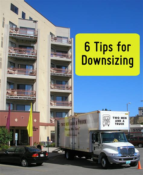 tips for downsizing your home 6 tips on downsizing your home movers who blog in