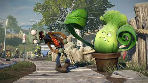 plants vs zombies garden warfare review smashpad